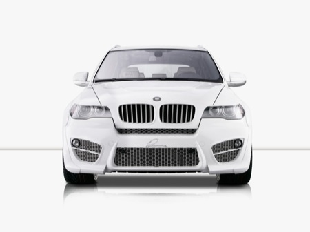 CLR X530, el BMW X5 reinterpretado por LUMMA Design