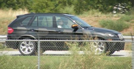 BMW X5 M, fotos espía