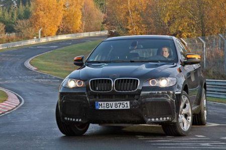 AutoBild conduce el futuro BMW X6 M