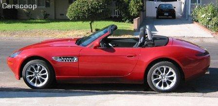 BMW Z4 convertido en BMW Z8