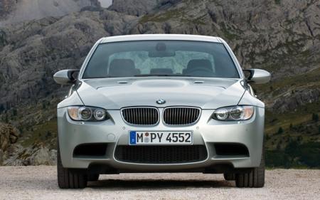 BMW M3 berlina, fotos oficiales