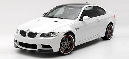BMW M3 E92, la preparación CSL de Vorsteiner