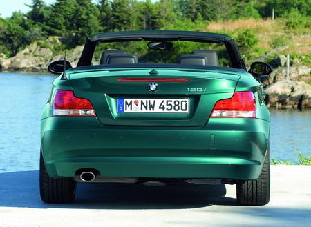 BMW Serie 1 Cabrio 2008