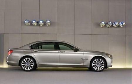 Nuevo BMW Serie 7, primeras imágenes