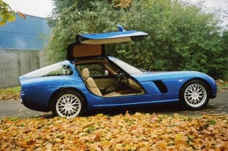 Bristol Fighter T, el rival del Bugatti Veyron