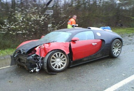 Bugatti Veyron on Bugatti Veyron Accidente 0 Jpg