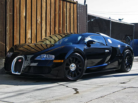 a la venta un bugatti veyron en ebay galer a completa de fotograf as diariomotor. Black Bedroom Furniture Sets. Home Design Ideas