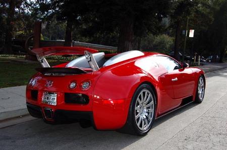 Bugatti on Bugatti Veyron  Ahora En Rojo   Diariomotor