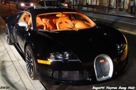 Bugatti Veyron on Las Ediciones Limitadas Y Muy Unicas Del Bugatti Veyron Parecen No