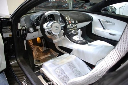 Bugatti Veyron Vincero por Mansory