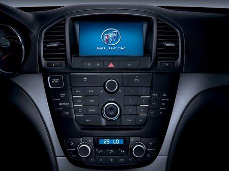 Buick Regal, el Opel Insignia para China