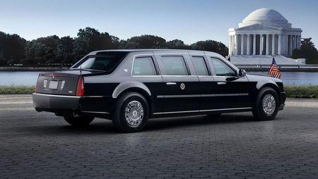Cadillac presenta la nueva limusina de Barack Obama