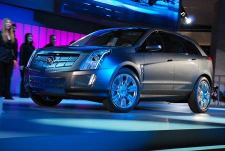 Detroit NAIAS 2008 Cadillac Provoq