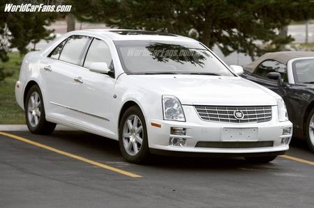 Restyle del Cadillac STS
