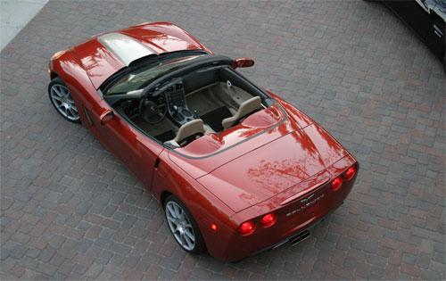 Callaway Chevrolet Corvette 2009