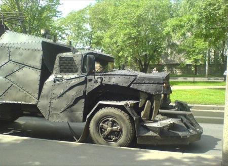 Camión dragón ruso