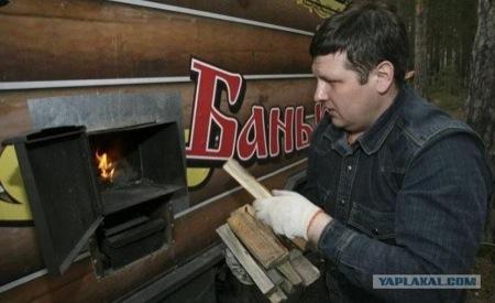 El camión sauna, lo mejor para la Rusia más fría
