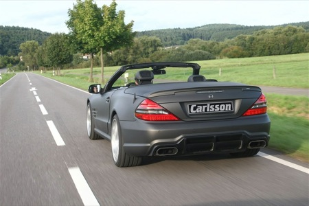 Mercedes SL Carlsson CK63 RS