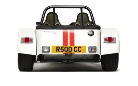 Caterham R500, un pequeño muy ágil