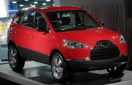 Chanfeng, primer fabricante chino de automóviles en Detroit