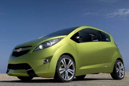Chevrolet Beat, concepto americano con futuro en serie