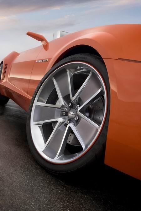 Nuevas imágenes del Chevrolet Camaro Convertible