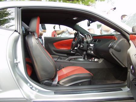Chevrolet Camaro SS, fotos de la presentación en Indy Bash