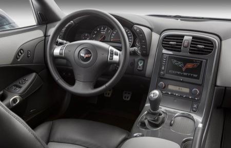 Pequeña actualización del Chevrolet Corvette Z06