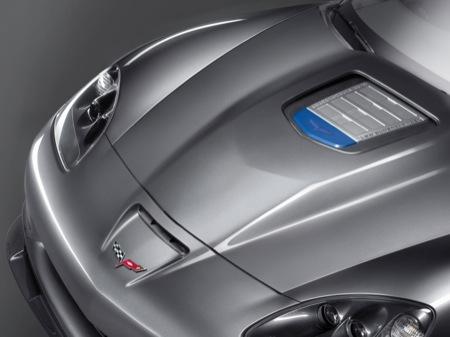Chevrolet Corvette ZR1 2009, imágenes de calidad antes de Detroit