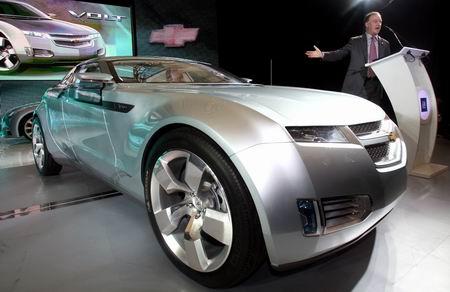 Chevrolet Volt Concept, lo veremos en Shanghai