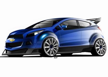 Chevrolet WTCC ultra concept Chevrolet-wtcc-ultra-concept-0
