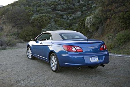 Chrysler Sebring 200 C Cabrio