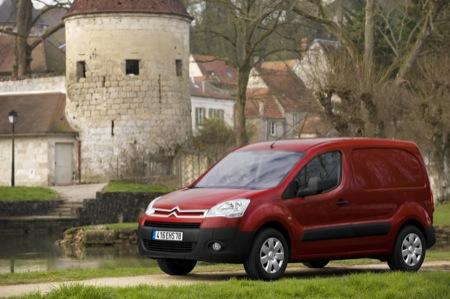 Nueva Citroën Berlingo, versiones Combi y Furgón