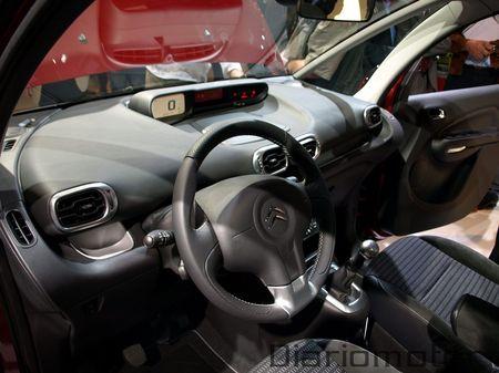 Citroën C3 Picasso en París 2008
