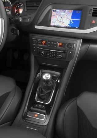 Imágenes oficiales del Citroën C5 2008