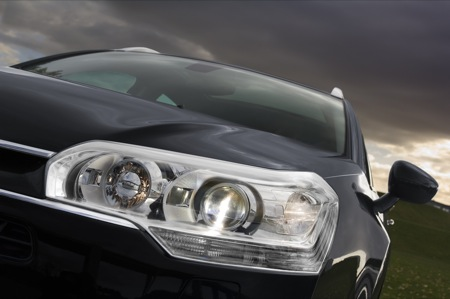 Citroën C5 2008, nuevas imágenes y datos