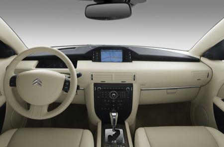 Citroën C6, interior