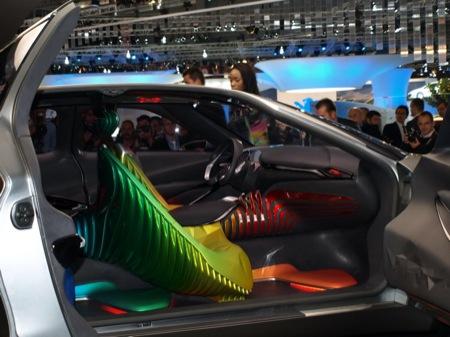 Citroën Hypnos Concept en París 2008