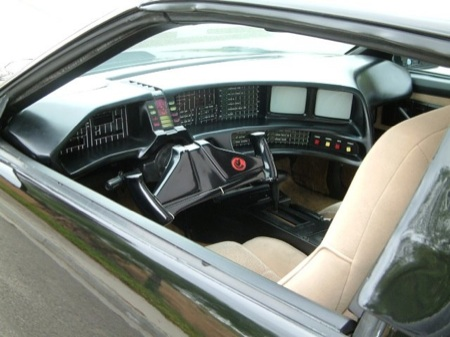 El Coche Fantástico con el Super Pursuit Mode, lo último en eBay