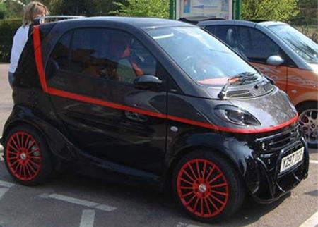 Los coches más frikis del mundo