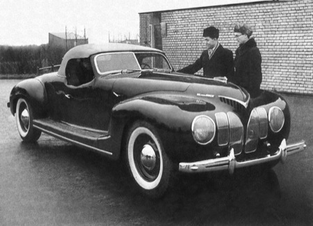 Los coches rusos que nunca salieron a la luz