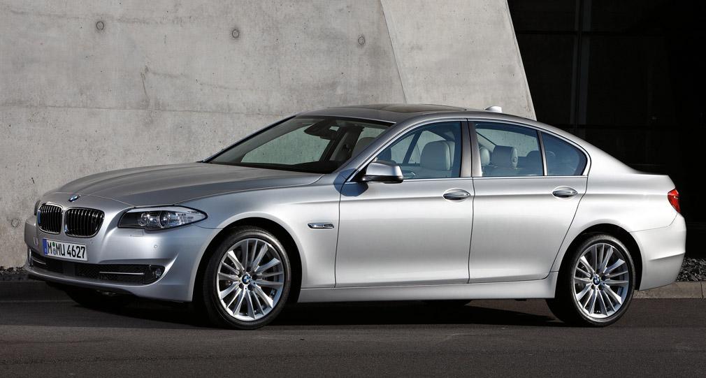 BMW Serie 5 y M5: precios, prueba, ficha técnica y fotos