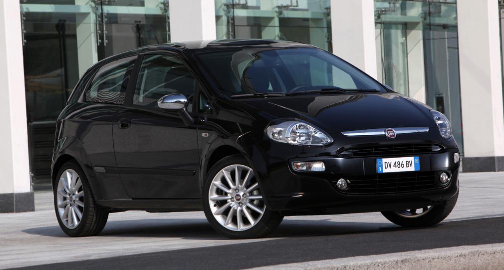 Galería Fiat Punto Evo 1.6 Multijet 120 CV Sport