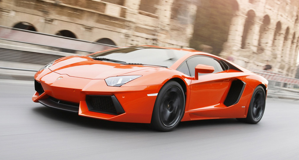 Фотографии Lamborghini Aventador LP …