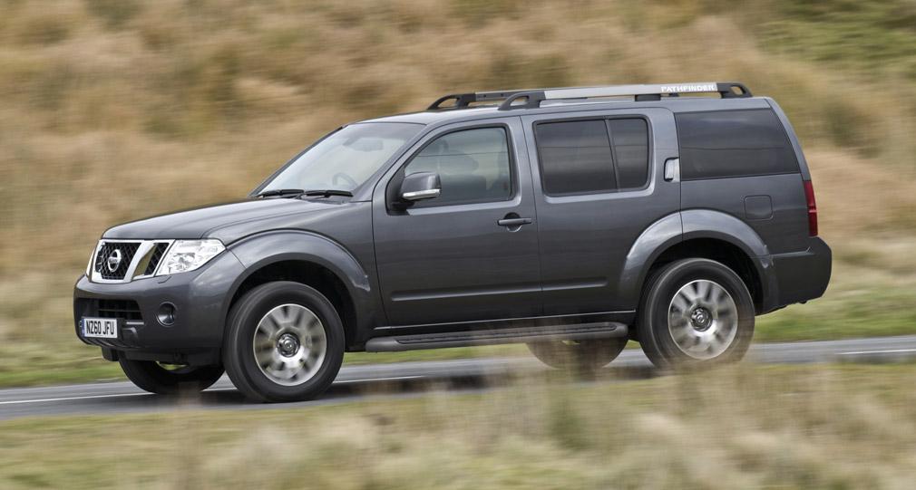 Nissan Pathfinder: precios, prueba, ficha técnica y fotos