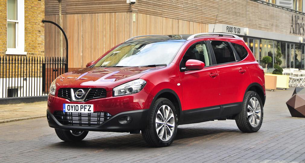 Nissan Qashqai+2: precios, prueba, ficha técnica y fotos