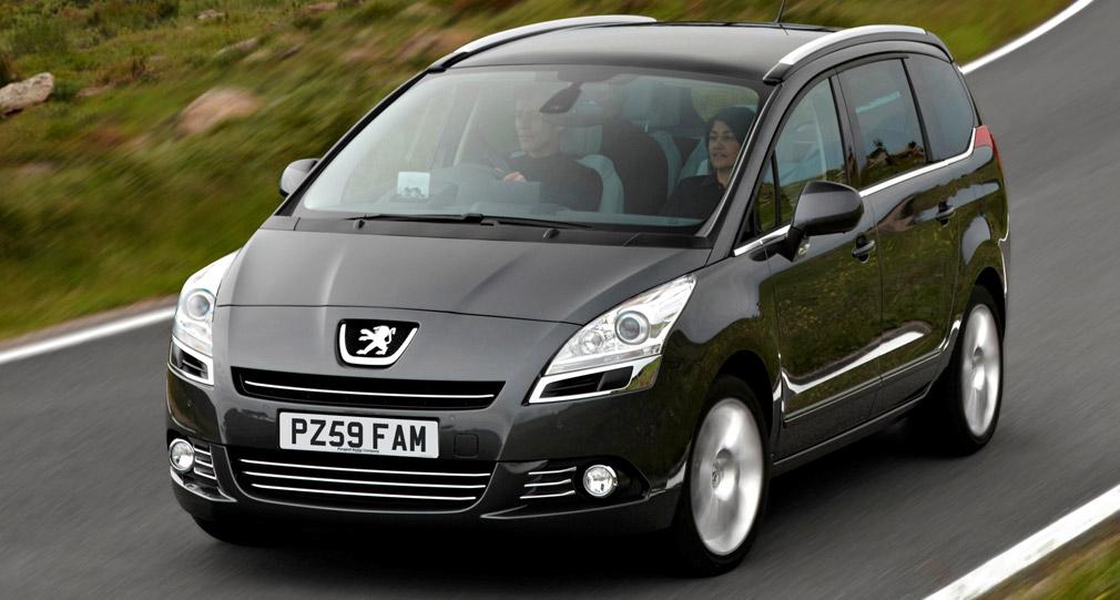 Peugeot 5008: precios, prueba, ficha técnica y fotos