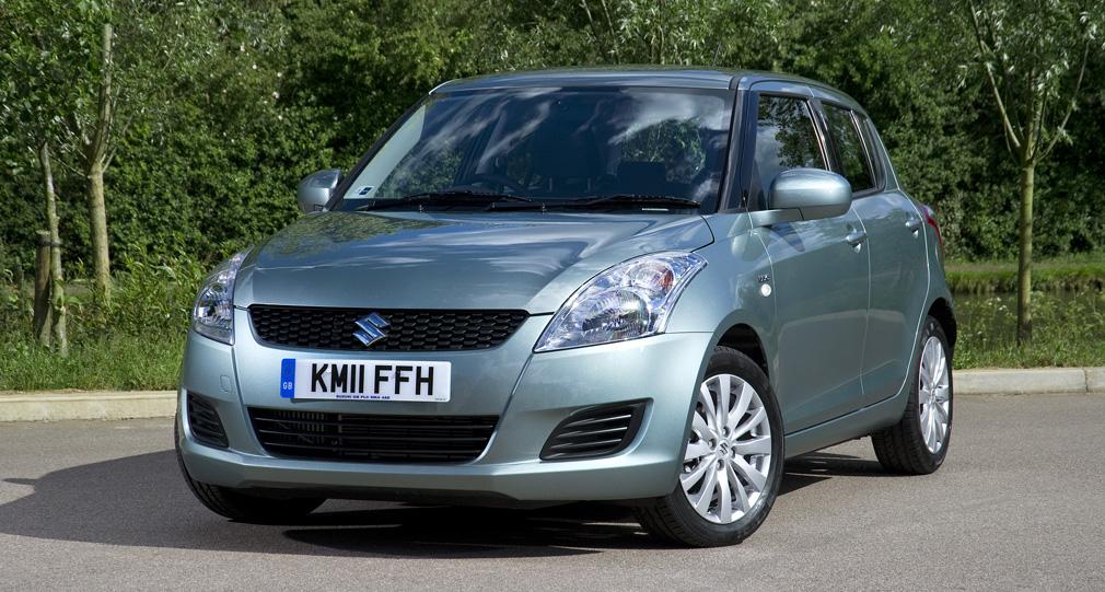 Suzuki Swift: precios, prueba, ficha técnica y fotos
