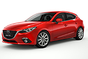 Coche Mazda3