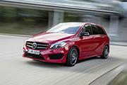 Coche Mercedes Clase B
